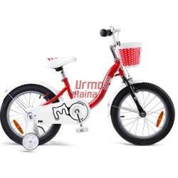 """Vaikiškas dviratis Royal Baby Chipmunk 16"""", raudonas"""