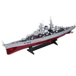 Radijo bangomis valdomas laivas Bismarck 1:360 2.4GHz RTR