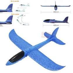 Putplasčio aerodinaminis lėktuvas GPX Extreme 48 cm V2