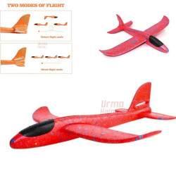 Putplasčio aerodinaminis lėktuvas GPX Extreme 48 cm V3
