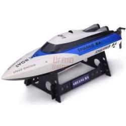 Radijo bangomis valdomas laivasRadijo bangomis valdomas laivas Double Horse 7011 V1 Wing Speed Water