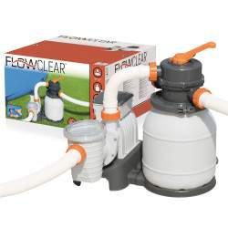 Smėlio filtravimo siurblys baseinams Bestway 5678L