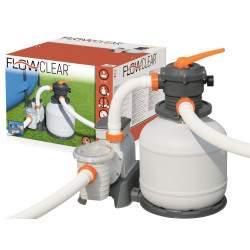 Smėlio filtravimo siurblys baseinams Bestway 7751L