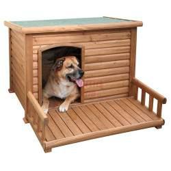 Šuns būda Terrace