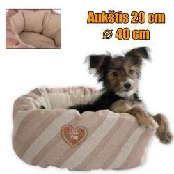 Šuns gultas Love You