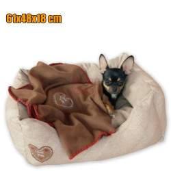Šuns gultas Snugly Love You L