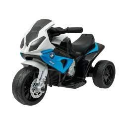"""Vaikiškas triratis motociklas BMW"""" , mėlynas"""