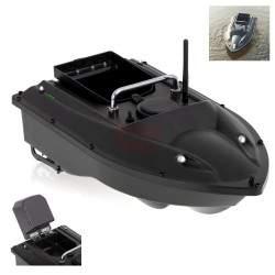 Radijo bangomis valdomas laivas žvejybai BLACK BAIT