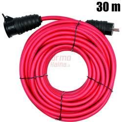 Prailginimo kabelis Yato  3x2,5 mm² (3G2,5 mm) 30 m