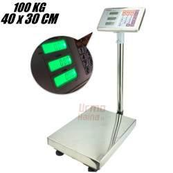 Platforminės svarstyklės 1001BS (100 kg, 40x30)