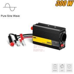 Inverteris DC12V į AC220V MSW 300W Pure Sine
