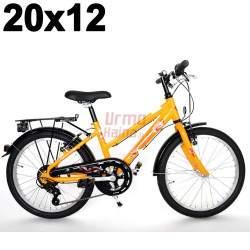 "Vaikiškas dviratis 20x12"", R30 T07, Narcisse Yellow"