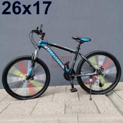 Kalnų dviratis SBG26, 26 x 17 Colour Blue