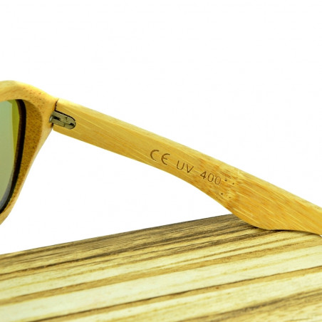 Mediniai akiniai nuo saulės OldWood VA04
