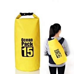 Vandeniui atsparus maišas Dry Bag 15L