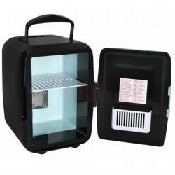 Mini šaldytuvas M-Tec 4 l juodas