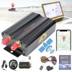 Išmani GPS signalizacija automobiliui GP1