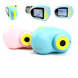 Vaikiškas fotoaparatas su ekranu Summer Vacation R