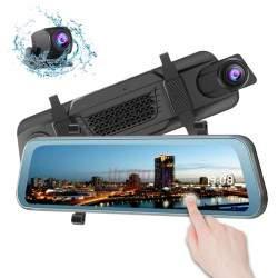Vaizdo registratorius M77K su galinio vaizdo kamera