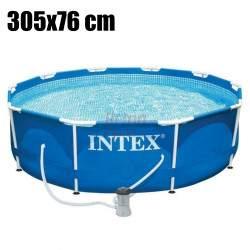 Baseinas Intex 305x76 plius siurblys