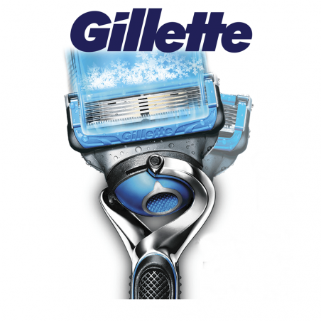 Gillette Fusion ProShield Cill skutimosi peiliukai 8 vnt