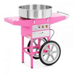 Cukraus vatos gaminimo aparatas su vežimėliu Royal RCZC-1200-W