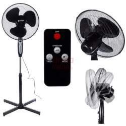 Pastatomas ventiliatorius MaLTec 45 W su pulteliu