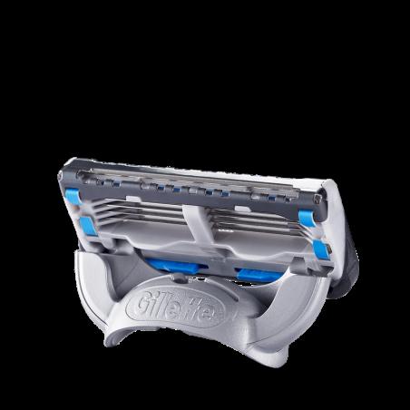 Gillette Fusion ProShield Cill skutimosi peiliukai 4 vnt