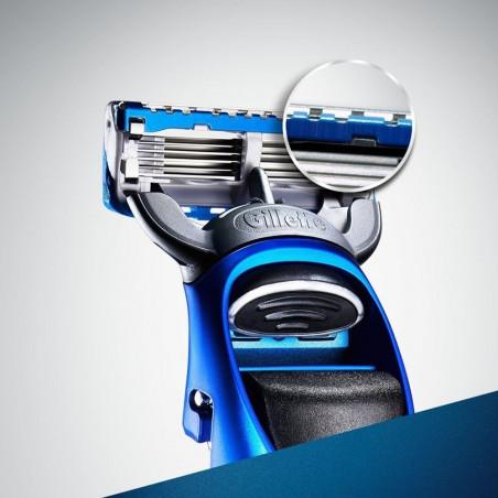 Gillette Fusion Proglide Styler 3in1 skustuvas su skutimosi mašinėle