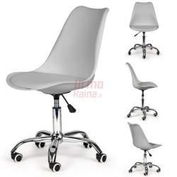 Biuro kėdė P9, pilka