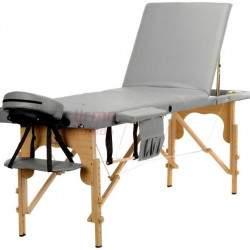 Masažinis stalas BodyFit 730 pilkas