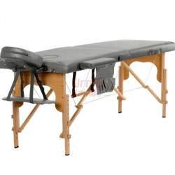 Masažinis stalas BodyFit 236 pilkas