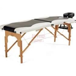 Masažinis stalas BodyFit 042 juodas