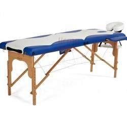 Masažinis stalas BodyFit 039 mėlynas