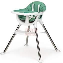 Maitinimo kėdutė D2, žalia