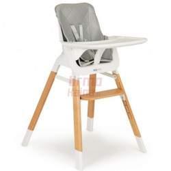 Maitinimo kėdutė C21, pilka