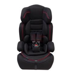 Automobilinė kėdutė Bauerkraft X163, juoda