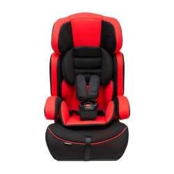 Automobilinė kėdutė Bauerkraft X163, raudona