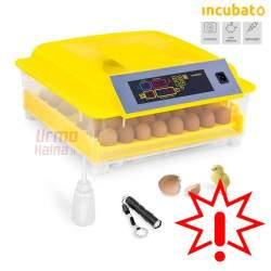 Automatinis kiaušinių inkubatorius Incubato IN-48DDI