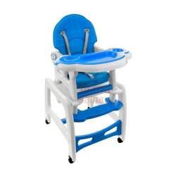 Maitinimo kėdutė FunFit 5in1 mėlyna