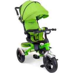 Vaikiškas triratukas FUNFIT KIDS žalias