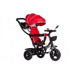 Vaikiškas triratukas J9D, raudonas