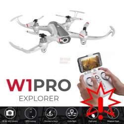 Dronas su kamera Syma W1 PRO GPS   Ekspozicinė prekė