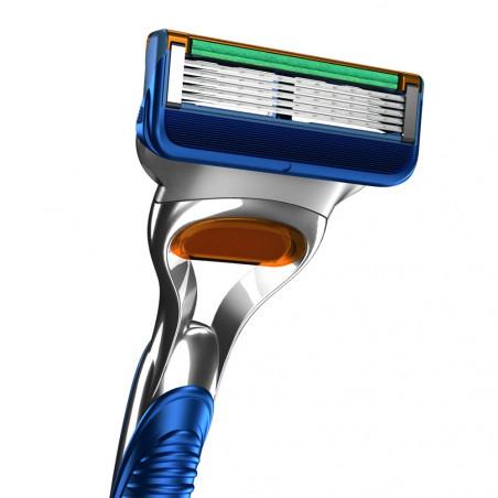 Gillette Fusion skutimosi peiliukai 4 vnt