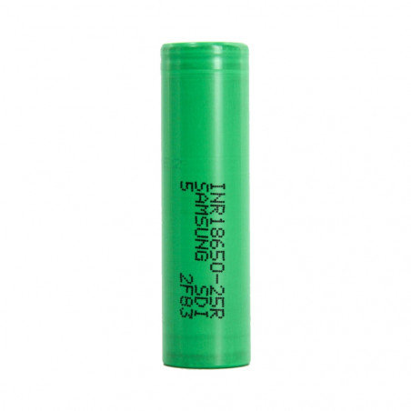 Samsung 25R 18650 Baterija   Akumuliatorius Samsung 25R