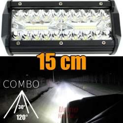 LED darbinis žibintas 120W COMBO