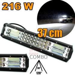 LED darbinis žibintas 216W COMBO