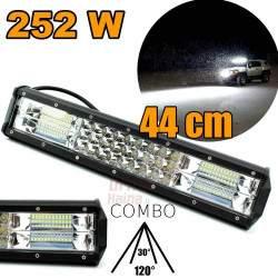 LED darbinis žibintas 252W COMBO