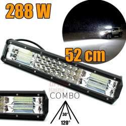 LED darbinis žibintas 288W COMBO