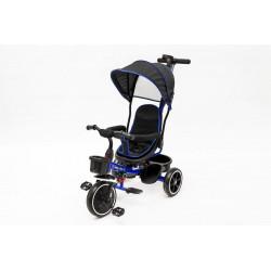 Vaikiškas triratukas Bauerkraft X174, mėlynas